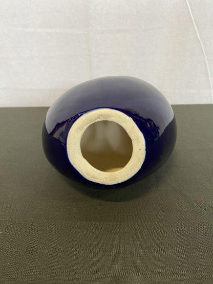 Blåfarveværket porselensfugl