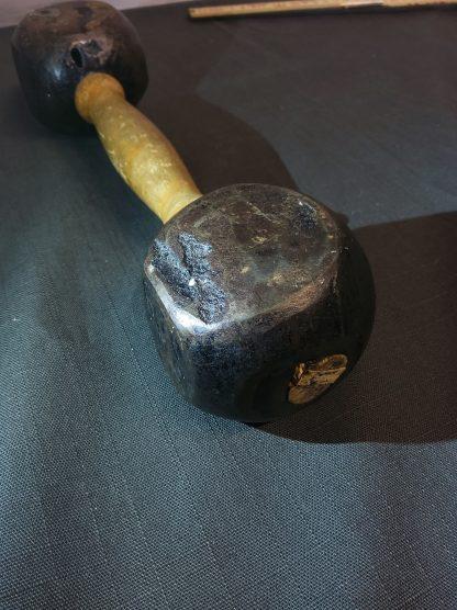 Antikk håndvekt 311g 5