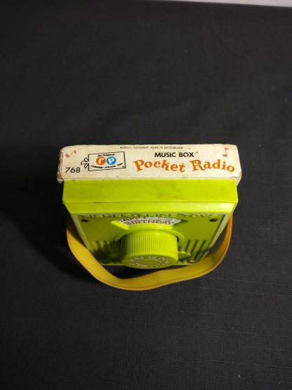 Vintage Fisher Price leke 1