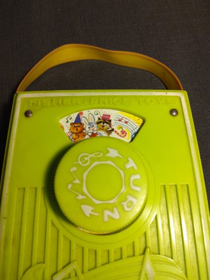 Vintage Fisher Price leke 5
