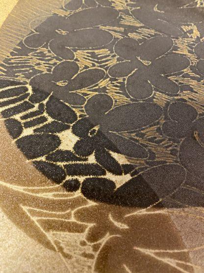 Brunt keramikkfat 1