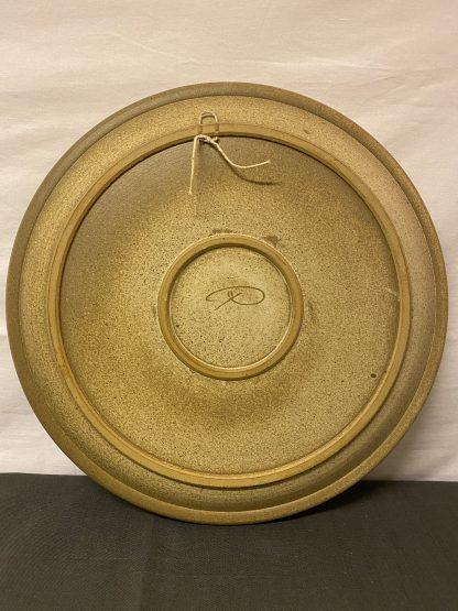 Brunt keramikkfat 2