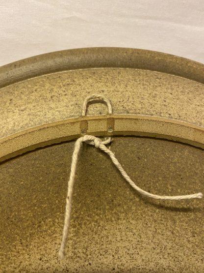 Brunt keramikkfat 3