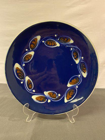 Håndmalt keramikkfat
