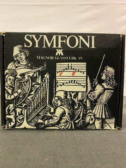 Serviettringer Magnor Symfoni 3