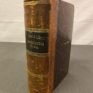 Juridisk formularbog 7de udg. anno 1895