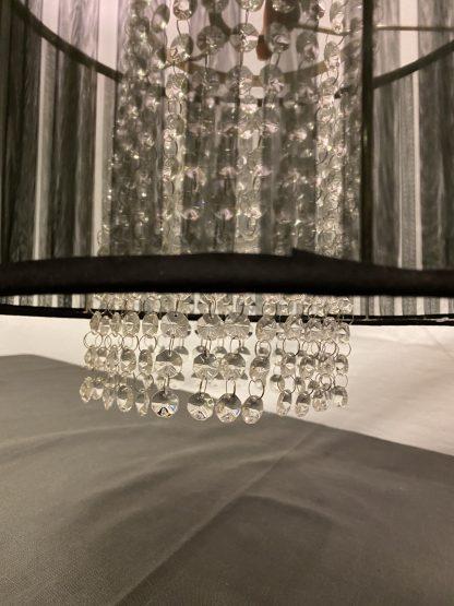 Moderne taklampe sort 2