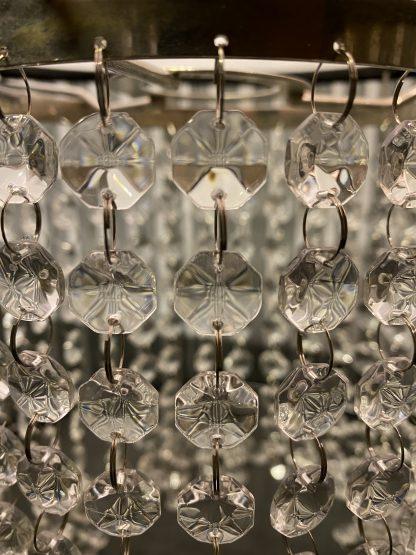 Moderne taklampe sort 4