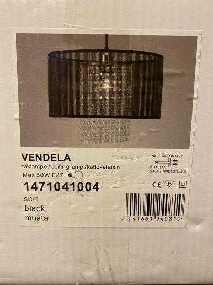 Moderne taklampe sort 8