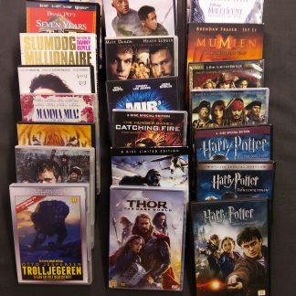 DVD-pakke aldersgrense 11 år