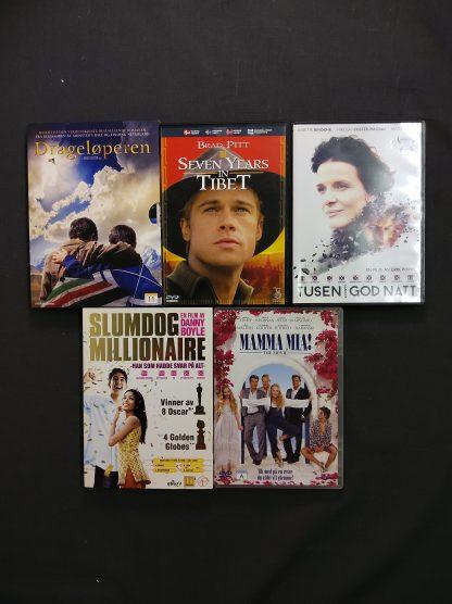 DVD-pakke aldersgrense 11 år 3