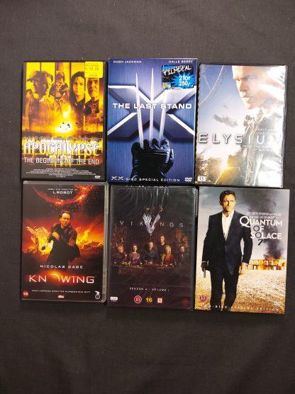 DVD-pakke aldersgrense 15 år 3