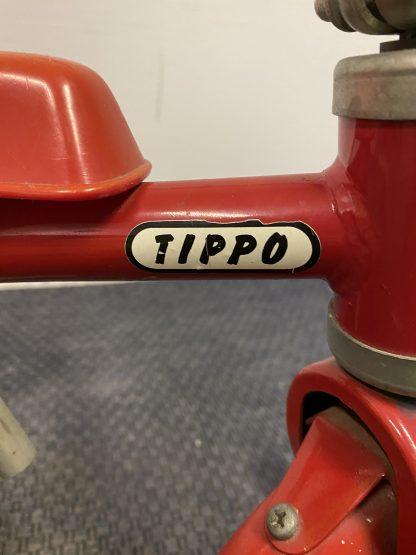 Eldre Tippo trehjulssykkel 2
