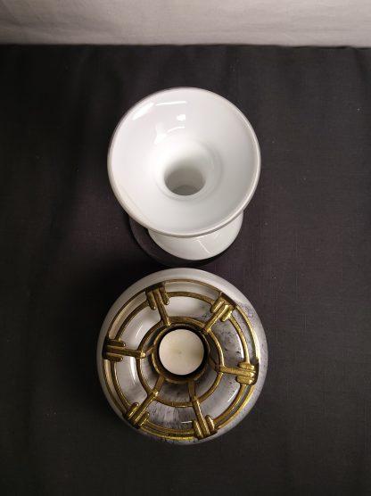 Richartz Art Collection håndblåst vase og telysholder 1