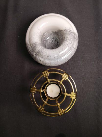 Richartz Art Collection håndblåst vase og telysholder 3