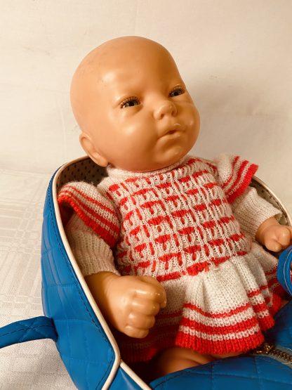 Dukke med sovebag fra 70-tallet 1