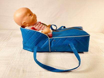Dukke med sovebag fra 70-tallet 5
