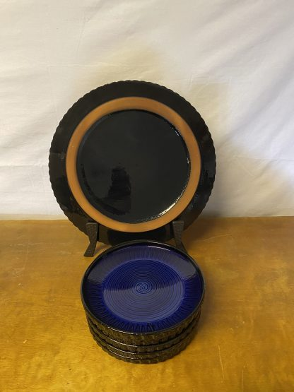 Graveren keramikk Spiralfat 4