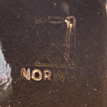 Graveren keramikk Spiralfat 6