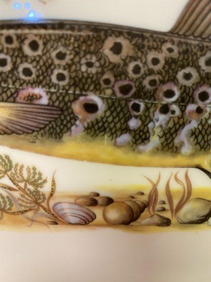 Grønt fiskefat fra Figgjo Flint Norway 3