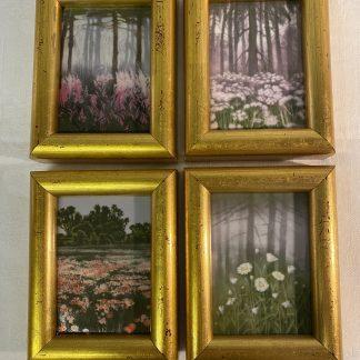 Jan Harr's mini porselensbilder, Porsgrund