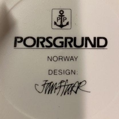 Jan Harr's mini porselensbilder, Porsgrund 5