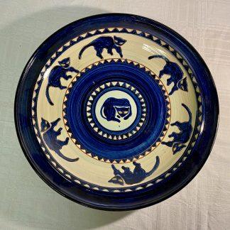Keramikkfat av Eli Juliussen Lorås