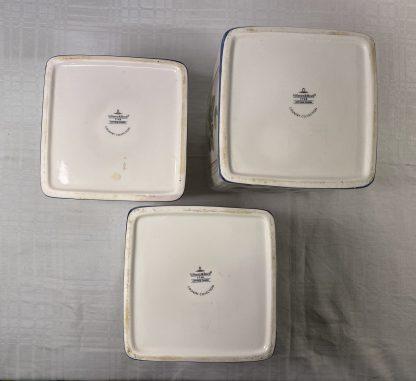 Villeroy & Boch porselen krukker 9