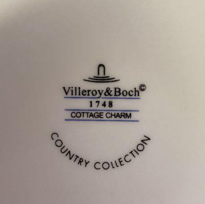 Villeroy & Boch porselen krukker 10