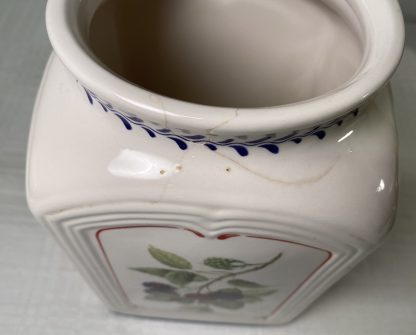 Villeroy & Boch porselen krukker 12
