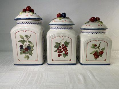 Villeroy & Boch porselen krukker 1
