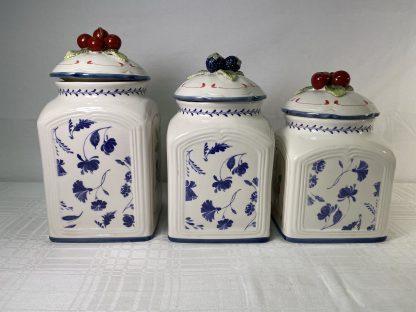 Villeroy & Boch porselen krukker 2