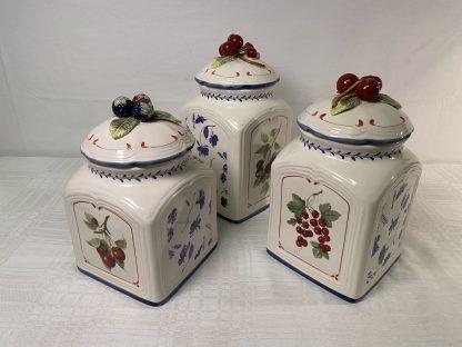 Villeroy & Boch porselen krukker