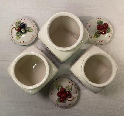 Villeroy & Boch porselen krukker 6