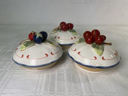 Villeroy & Boch porselen krukker 8