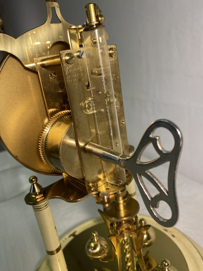 Vintage klokke fra Kundo, Kieninger & Obergfell 9