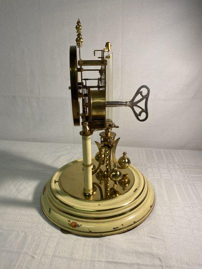 Vintage klokke fra Kundo, Kieninger & Obergfell 10
