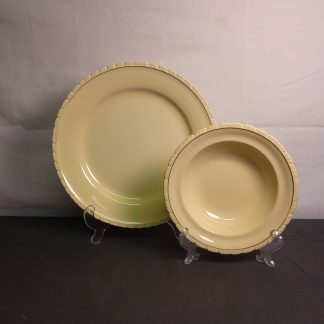 Vintage New Hall Pottery Co 23 deler