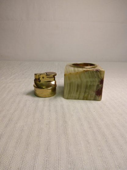 Vintage kvarts lighter og dekor 2