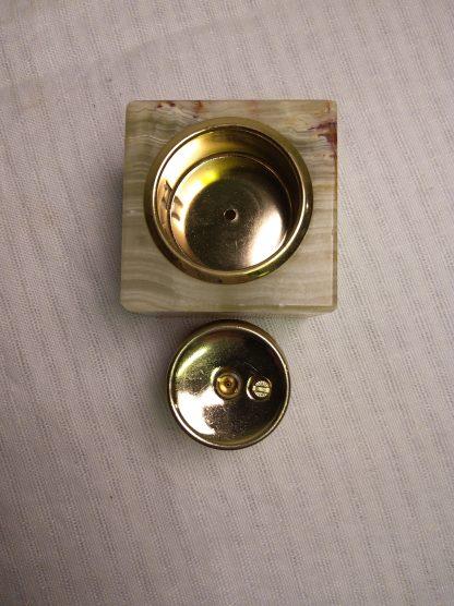 Vintage kvarts lighter og dekor 3