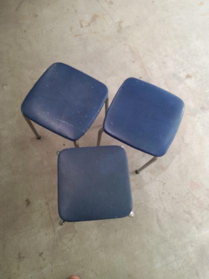 Rørstoler 3 stk fra1960 3