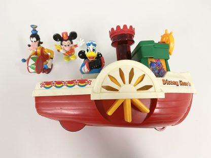 Vintage Disney Show Boat 8