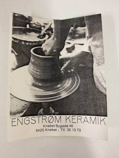 Engstrøm Keramik 3 deler 1