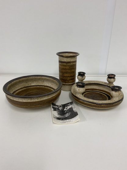Engstrøm Keramik 3 deler