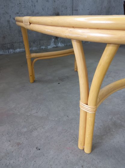 Manilla stuebord med glassplate 1