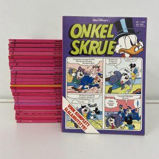 Onkel Skrue pocket 1981