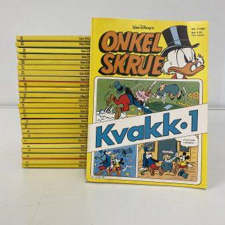 Onkel Skrue pocket 1982