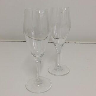 2 stk Holmegaard vinglass