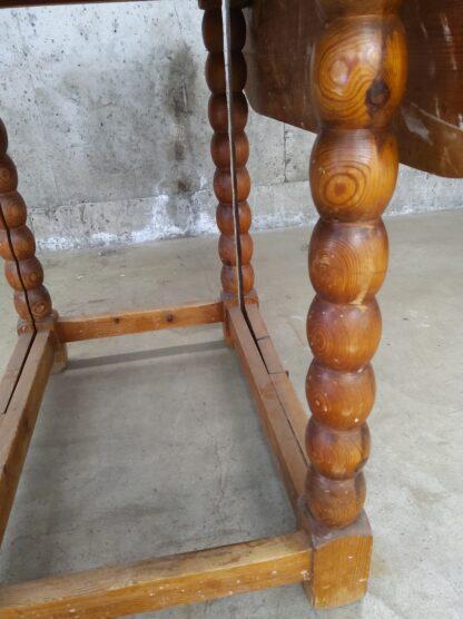Antikk klaffebord 3