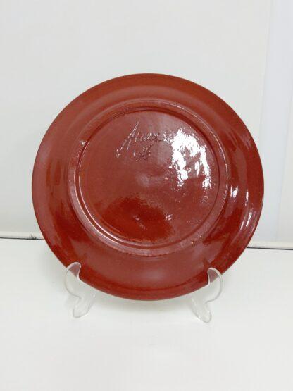 Aunes keramikk asjett 1